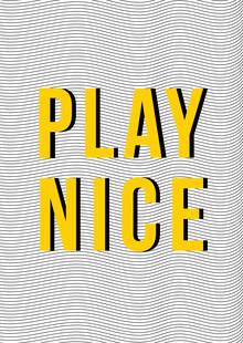 Frankie Kerr-Dineen, Play Nice (United Kingdom, Europe)