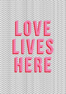 Frankie Kerr-Dineen, Love Lives Here (United Kingdom, Europe)