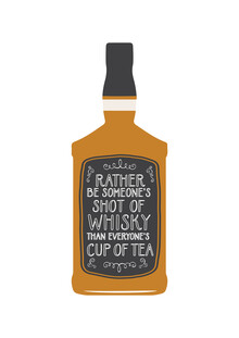 Frankie Kerr-Dineen, Whisky Shot (Großbritannien, Europa)