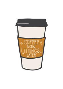 Frankie Kerr-Dineen, Coffee Now, Things Later (Großbritannien, Europa)