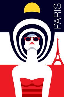 Sasha Lend, Paris (France, Europe)
