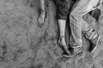 Sascha-Darius Knießner, Hanging Around (Deutschland, Europa)