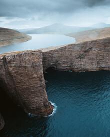 André Alexander, Wo der See aufs Meer trifft (Färöer Inseln, Europa)
