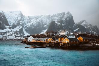 André Alexander, Lofoten (Norwegen, Europa)