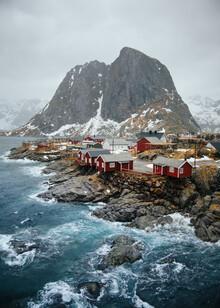 André Alexander, Hamnøy (Norwegen, Europa)