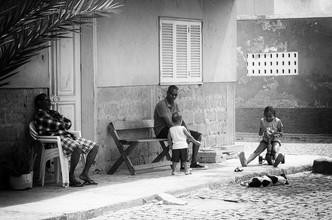 Jochen Fischer, streetlife (Kape Verde, Afrika)