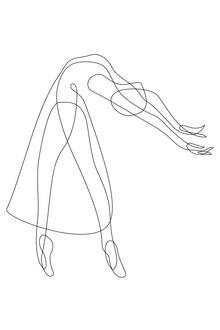 Sasha Lend, Ballet dancer (Russia, Europe)