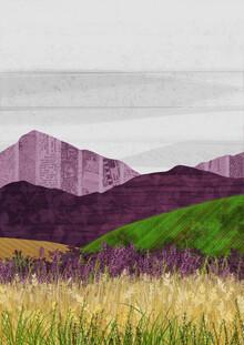 Katherine Blower, Purple Hills (Großbritannien, Europa)