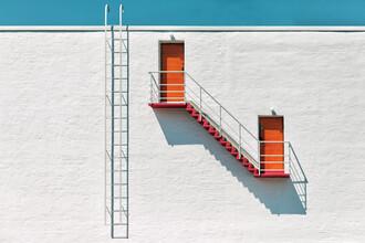 Lasipalatsi No. 02 - fotokunst von Michael Belhadi