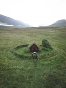 Jonas Hafner, Grafarkirkja (Iceland, Europe)