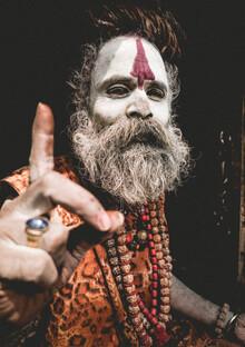Pascal Genzel, Ein weiser Geist (Nepal, Asien)