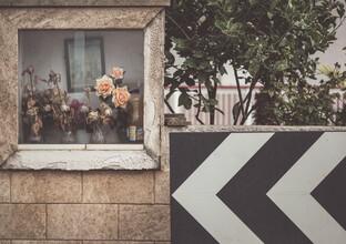 Pascal Genzel, Auf der Straße beten (Italien, Europa)