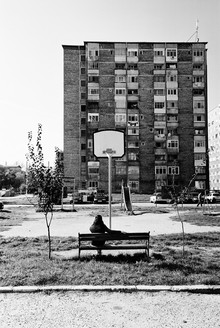 Roland Bogati, Basket girl (Romania, Europe)