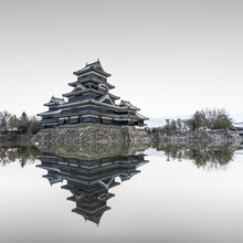 Matsumotu Castle Japan - Fineart photography by Ronny Behnert