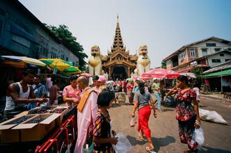 Jim Delcid, Myanmar Yangon (Myanmar, Asien)