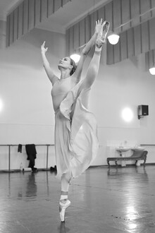 Klaus Wegele, Tanz Probe - Romeo und Julia (Ukraine, Europa)