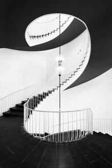 Christoph Schaarschmidt, staircase (Germany, Europe)