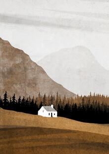 Katherine Blower, Autumn in the Highlands (Großbritannien, Europa)