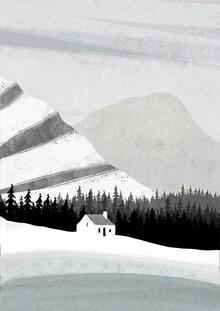 Katherine Blower, Winter Highlands (Großbritannien, Europa)