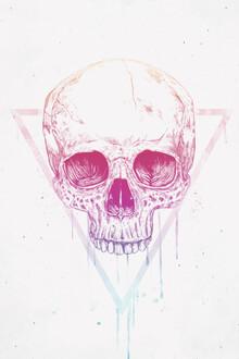 Balazs Solti, Skull in a triangle (Hungary, Europe)