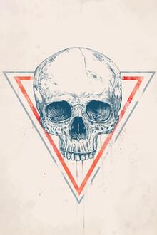 Balazs Solti, Skull in trinagles (Hungary, Europe)