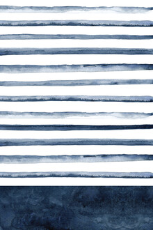 Cristina Chivu, Watercolor Lines (Großbritannien, Europa)