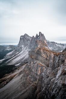 Tobias Winkelmann, Berg Seceda in den Dolmomiten (Italien, Europa)