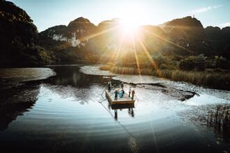 Tobias Winkelmann, Vietnamesischer Sonnenuntergang (Vietnam, Asien)