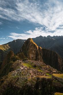Tobias Winkelmann, Sunrise at Machu Pichu (Peru, Lateinamerika und die Karibik)