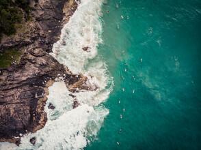 Tobias Winkelmann, Wartende Surfer (Australien, Australien und Ozeanien)