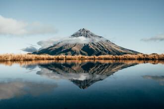 Tobias Winkelmann, Mount Taranaki Spiegelung (Neuseeland, Australien und Ozeanien)