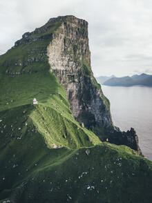 Christoph Schlein, Leuchtturm auf den Färöer Inseln (Färöer Inseln, Europa)