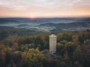Christoph Schlein, Alheimerturm bei Rotenburg a.d. Fulda (Deutschland, Europa)