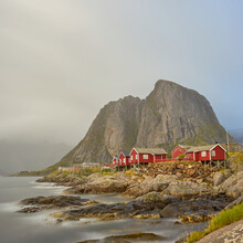 Lars Almeroth, Sagenhaftes Hamnoy (Norwegen, Europa)