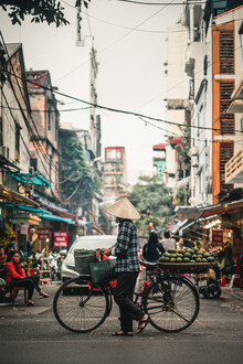 Tobias Winkelmann, Calmness in busy Hanoi (Vietnam, Asien)