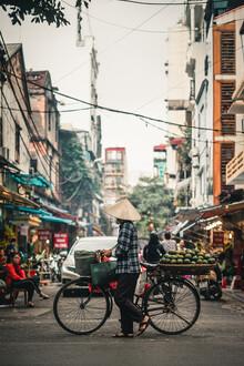 Tobias Winkelmann, Calmness in busy Hanoi (Vietnam, Asia)