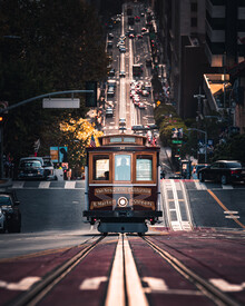 Dimitri Luft, cable car II (Vereinigte Staaten, Nordamerika)