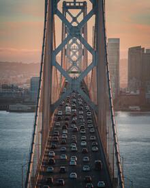 Dimitri Luft, SF Bay Bridge (Vereinigte Staaten, Nordamerika)