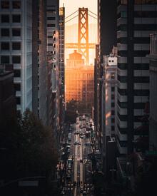 Dimitri Luft, sunrise glow (Vereinigte Staaten, Nordamerika)