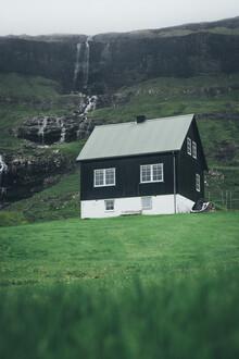 Christoph Schlein, Haus auf den Färöer Inseln (Färöer Inseln, Europa)