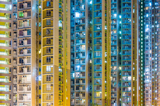 Roman Becker, VERTICAL LIVING (Hong Kong, Asien)