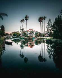 Dimitri Luft, Venice Canals (United States, North America)