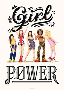 Draw Me A Song - Reviews, Girl Power (Frankreich, Europa)