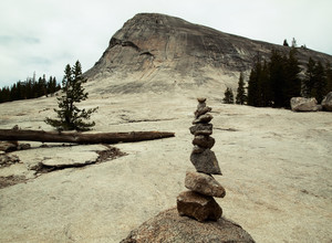 Aurica Voss, Yosemite (United States, North America)