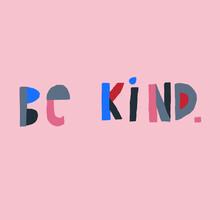 Ezra W. Smith, Be kind (Poland, Europe)