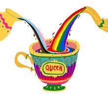 Ezra W. Smith, Queer Cup (Poland, Europe)
