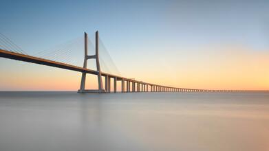 Ponte Vasco da Gama - Fineart photography by Rolf Schnepp