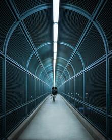 Dimitri Luft, tunnel view (United States, North America)