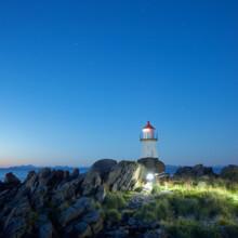 Lars Almeroth, Zum Leuchtturm (Norwegen, Europa)