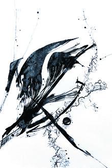 Studio Na.hili, Ink Meets Paper - Black (Germany, Europe)